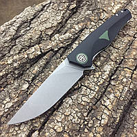 Нож Petrified Fish PF848 (Stonewash), фото 1