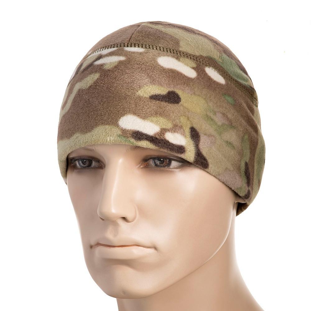 M-Tac шапка Watch Cap флис Windblock 295 MC  флисовая мультикам