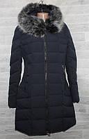 Куртка жіноча зимова батальна тканини холлофайбер, р. 50-58 (2цв)
