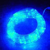Гирлянда USB Xmas Pipe 7285 100 LED B-3, 10 м, синий свет