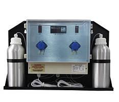 Насос-дозатор для ароматов EcoFlame на 2 аромата для хамама