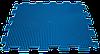Массажный  коврик  Пазлы Микс Травка 1 элемент, фото 3