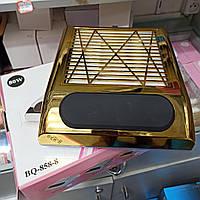 Вытяжка для маникюра 80вт пылесос BQ858-8 с подлокотником и фильтром