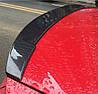 Карбоновый спойлер Audi A4 B9 сабля тюнинг (v2) Ducktail, фото 2