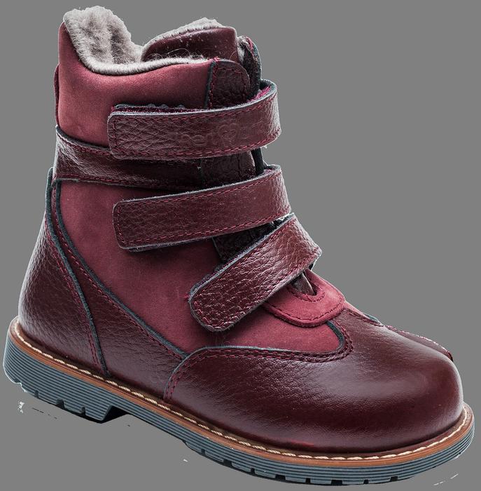 Ортопедические ботинки  зимние 06-757 р.35