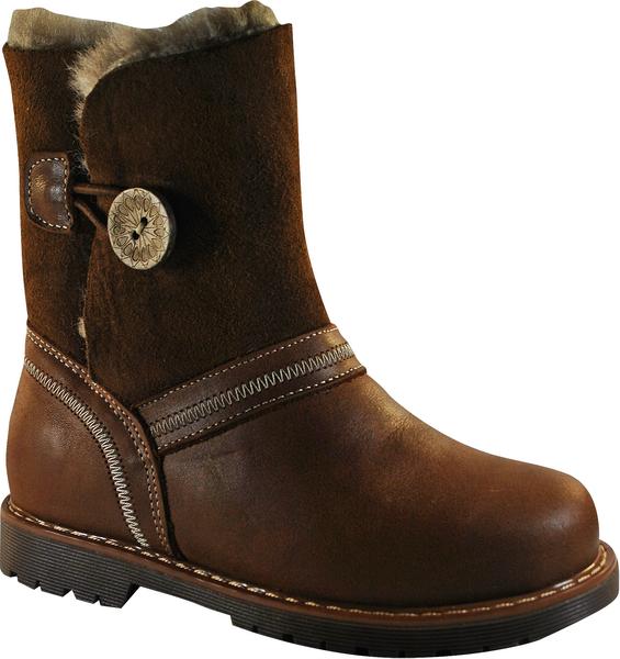 Ортопедические ботинки  зимние 06-712 р.31-36