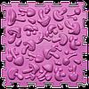 Килимок масажний Пазли Мікс 10 елементів, фото 9