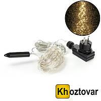 """Свисающая гирлянда """"Конский хвост""""   20 нитей   300 LED"""