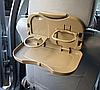 Складывающийся столик в машину для напитков, Автомобильный держатель напитков, фото 6