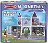 Магнитный игровой набор Melissa&Doug Средневековый Замок (MD30662)