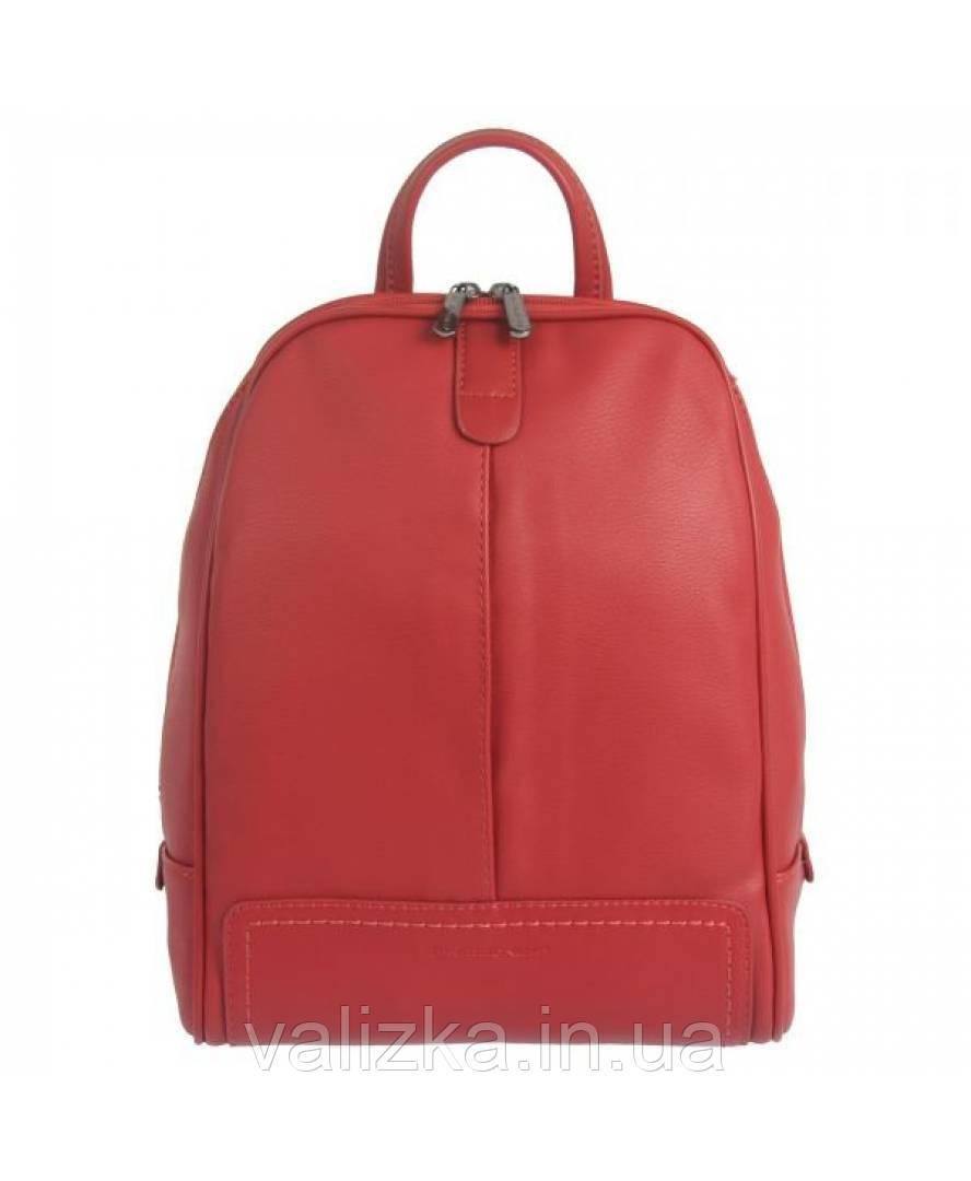 Рюкзак женский David Jones красный