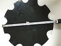 Тарілка зубата (ромашка) 46см к дискової борони польскої
