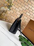 Сумка Луи Витон Capucines 27 см, натуральная кожа, цвет черный, фото 5