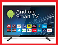 "Телевизор Samsung smart 32"" дюйма самсунг смарт тв tv FULL HD +T2 DVB-T usb/hdmi вай+фай wi+fi интернет"