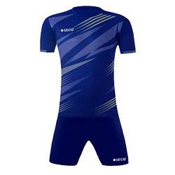 Форма футбольная SECO Galaxy Set цвет: синий