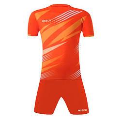 Форма футбольная SECO Galaxy Set цвет: оранжевый