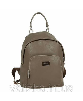 Рюкзак женский David Jones сиреневый, фото 2
