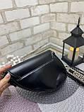 Стильный клатч экокожа качества Люкс арт.0236, фото 2