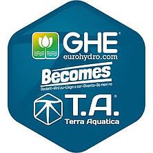 Удобрение для гидропоники Tripart Terra Aquatica (GHE) Hard Water по 5 л, фото 2