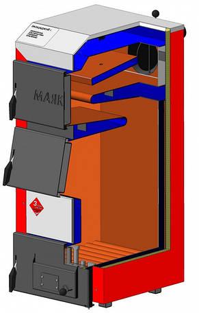 """Твердопаливный котел """"Маяк"""" АОТ-12 standart plus, фото 2"""