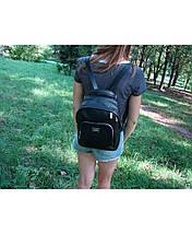 Рюкзак женский David Jones темно-серый, фото 3