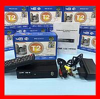 Приставка Т2 Цифровой ТВ тюнер MEGOGO DVB T2 ресивер FTA с IPTV, Wi-Fi, Youtube, USB