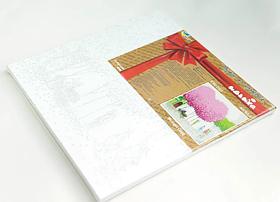 Картины по номерам 40×50 см. Идейка (без коробки)