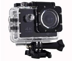 DVR SPORT Екшн камера з пультом S3R remote Wi Fi waterprof 4K Камера спортивна Екшн відеокамера, фото 3