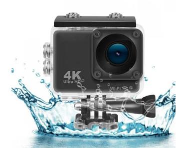 DVR SPORT Екшн камера з пультом S3R remote Wi Fi waterprof 4K Камера спортивна Екшн відеокамера