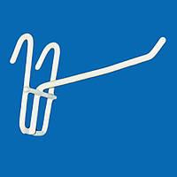 Крючок длиной 5 см одинарный на торговую сетку, фото 1