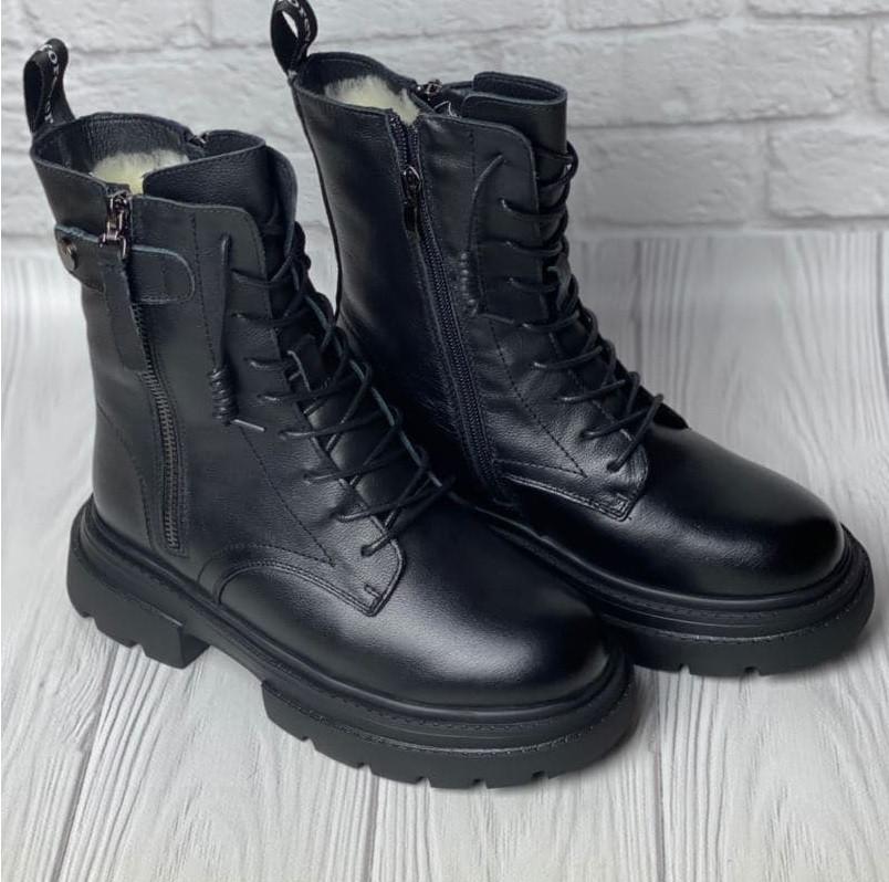 Ботинки женские Прада зимние Prada boots