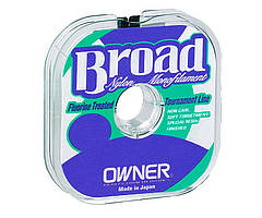 Леска Owner Broad 25м 0.12мм