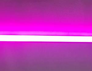 Фитолампа світлодіодна Т8 -2835-1.2 F 18W G13 IP20 (fito spectrum led) Код.58833