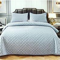 Покрывало на кровать с наволочками   Покрывало евро размер 200 х 230 см   Плед   Покривало Koloco