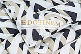 Одеяло 175х210 Двуспальное VALENCIA Сатиновое Зимнее Гипоаллергенное Полиэфирное волокно Теплое Мягкое, фото 2