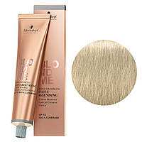 Бондинг-крем для седых волос Лед Schwarzkopf Blondme White Blending Ice 60 мл