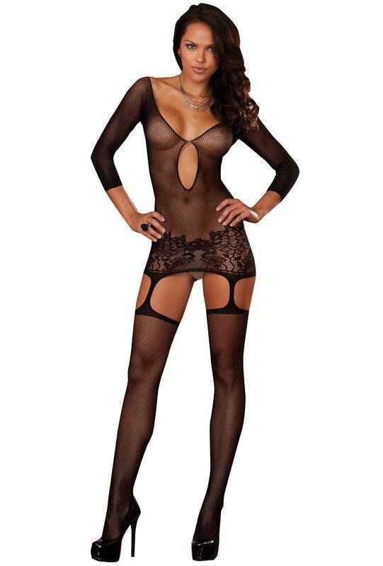 5-150 Сексуальная Боди-сетка комбинезон бодистокинг Сексуальное белье/ Эротическое белье