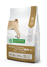 Корм Nature's Protection (Натур Протекшн) NP Weight Control Sterilised Adult All Breeds 4 кг