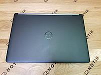 Ноутбук Intel Dell 7470 i5-6300U 2.4GHz/8Gb/256SSD/Intel HD 520/Full HD 1920*1080 IPS/web-cam/, фото 5