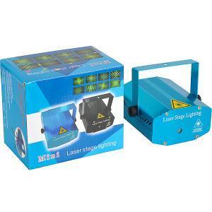 Лазерный проектор Mini Laser Stage Lighting 13-82