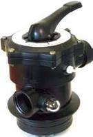 """Верхний 6-позиционный клапан 1,5"""" (Tagelus, Azur), фото 1"""