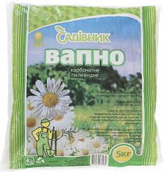 """Известь (Вапно) для раскисления грунта """"Садівник"""", 5 кг - (68241088)"""