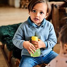 Дитяча Еко пляшка Жабеня (350 мл) Tupperware, фото 3