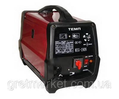 Трансформаторный полуавтомат Темп MIG-190 N