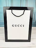 Фирменный пакет в стиле Gucci Гуччи