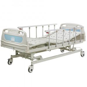 Медицинская кровать с электроприводом и регулировкой высоты (4 секции) OSD-B02P