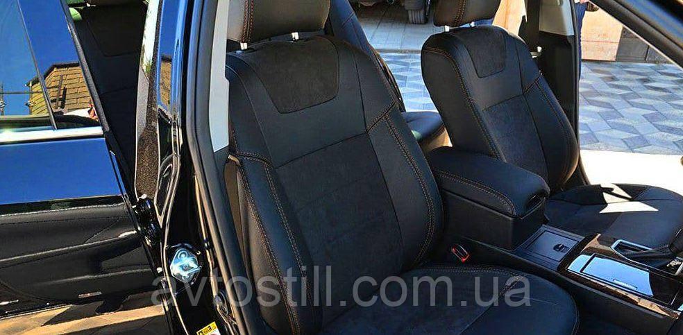 Авточохли - Suzuki Jimny III (1998-2018)