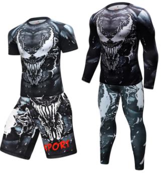 Компрессионная одежда 4в1 VENUM