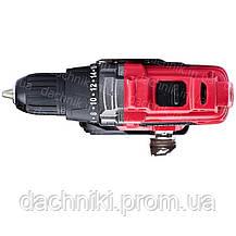 Шуруповерт (без АКБ и ЗУ) аккумуляторный Worcraft CD-S20LiE, фото 2