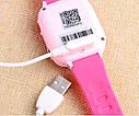 Детские Умные часы с GPS видеозвонком и 4G K22 Розовые, фото 3